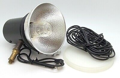 Lumedyne Flash Head for Professional Lighting Outfit - Fully Working #4927