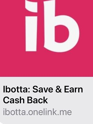 Ibotta Referral Code mrfdwka $10 Bonus Cash Back Savings, Rewards Coupons MRFDWK