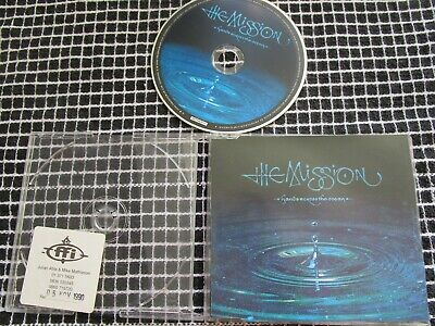 The Mission promo Hands Across The Ocean. Mercury Records MTHCD 11 UK CD