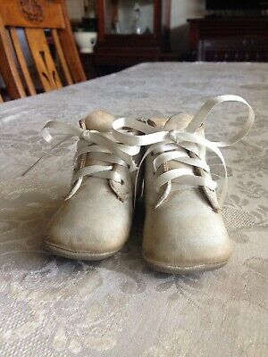 Vintage / Antique Baby Shoes