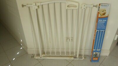 Child Safety Gate Perma with Extension panel