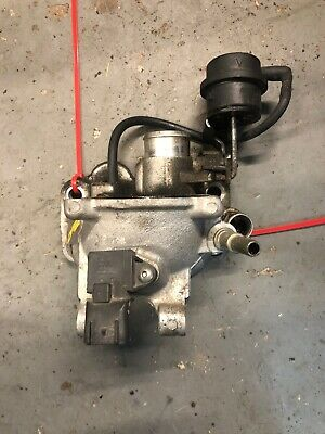 Genuine RANGE ROVER 4.2 Supercharger Compressor Inlet Manifold Intake Good