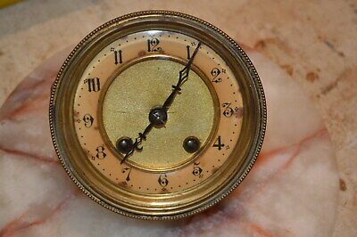 Small Hac Mantle Clock Movement 105Mm
