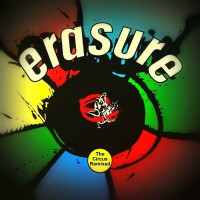 Erasure - The Circus Remixed - Remix CD