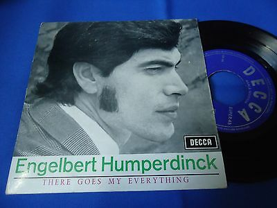 Engelbert Humperdinck - There Goes My Everything - Portugal 45 Ep