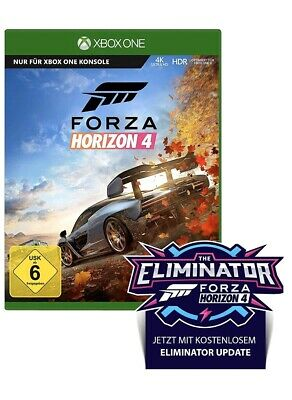 Forza Horizon 4 - Standard Edition - Xbox One - Neu in OVP Sofort Lieferbar!