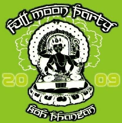 Fullmoon Party 2009 CD Value Guaranteed from eBay's biggest seller!