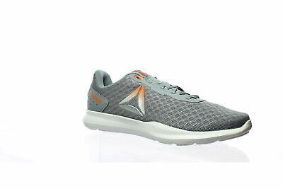 Reebok Mens Dart Tr Grey/White/Fieora Cross Training Shoes Size 7.5