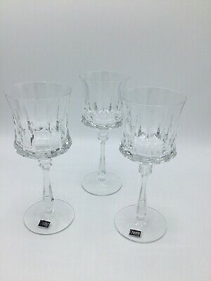 Mikasa Marquis Water Goblets Lot of 3