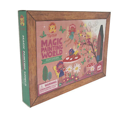 Magic Painting World - Fairy Garden by Tiger Tribe