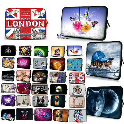 """Laptop Sleeve Case Bag For 10"""",11.6"""",13.3"""",14"""" and 15.6inch"""