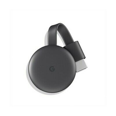 Google Chromecast Video Ga00439-It Wifi Hdmi New Nuovo Garanzia 2 Anni
