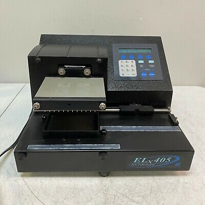 BioTek Instruments ELx405 Microplate Washer Tested and Working
