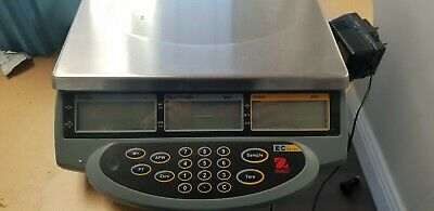 OHAUS EC30 EC Series Digital Bench Scale 3000g