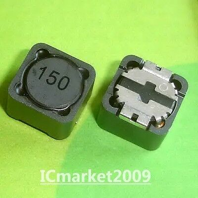 100 PCS DS74-101M 100uH 7x7x4 mm Shielded SMD Power Inductors 100 uH