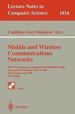 Mobile and Wireless Communication Networks : IF. Omidyar, G..#*=