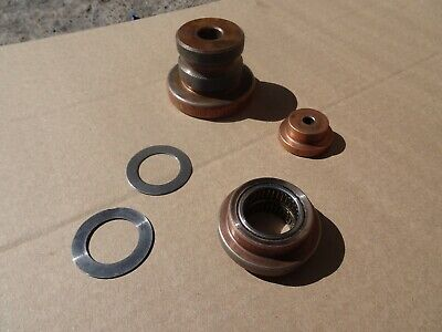 """RIDGID 915 Pipe Roll Groover COPPER ROLL SET 2-8"""" grooving tool"""