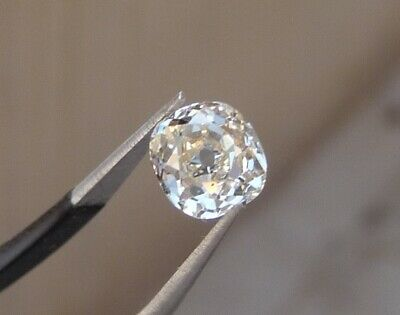 Joli diamant taille ancienne - 0,7 carats