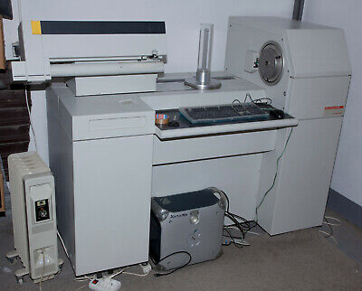 Chromagraph S3400 Linotype-Hell Heidelberg drum scanner +3 drums -good condition