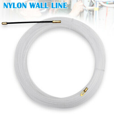 Nylon Wire Cable Electrical Fish Tape Puller Electrician Extractor Guide Device