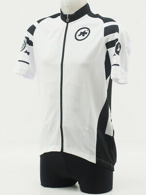 MEN/'S ASSOS SS.UNO/_S7 JERSEY White Panther XL