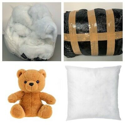 1 KG x Hollow Fibre Polyester Filling Craft Making Soft Toy Cushion Pillow