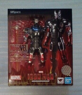 Bandai S.H.Figuarts Iron Man Mark 22 Hot Rod Japan version Rare F//S from JP NEW!