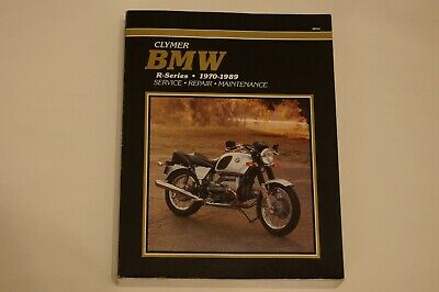 1976-1979 BMW R100//7 Repair Manual Clymer M502-3 Service Shop Garage