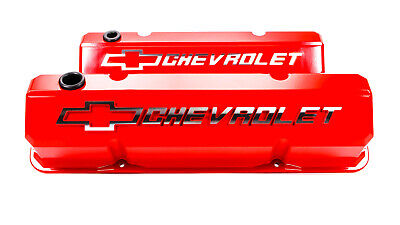 PROFORM Aluminum Tall Valve Covers Small Block Chevy P/N 141-931