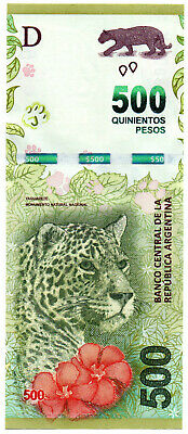 2016 P-New Southern Right Whale Unc Argentina 200 Pesos