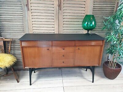 Superb Mid Century Teak  Sideboard  (Delivery Available)