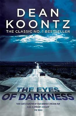 The Eyes of Darkness - Dean Koontz (Paperback physical book)
