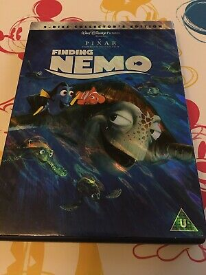 Finding Nemo Collectors Edition Dvd