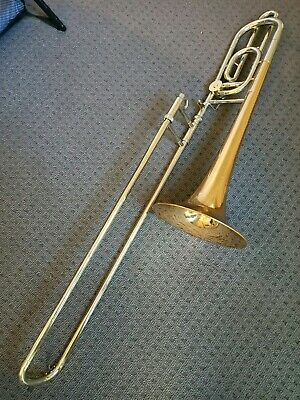 """Bass trombone """"George Roberts p22"""" by olds"""