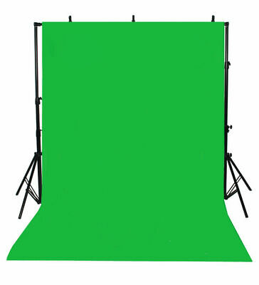 Pure Green Screen Background Photography Photo Backdrop Cloth