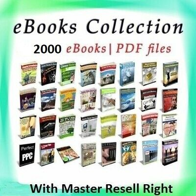 2000 Collection Package e book-PDF With Master Resell Right
