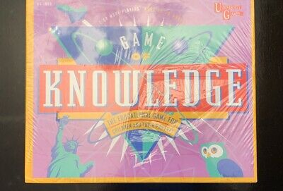 The Game of Knowledge - University Games - 1995