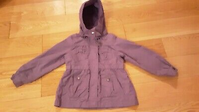 Vertbaudet girls lilac summer jacket Age 4