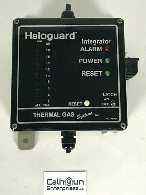 Haloguard Integrator Thermal Gas Systems Refrigerant Leak Detection TGS Module