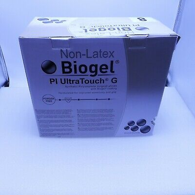 Non-Latex Biogel PI Ultra Touch G, Size 8, 42180-00