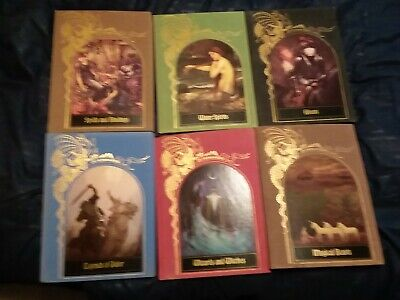 Time Life - The Enchanted World - 6 Book Lot