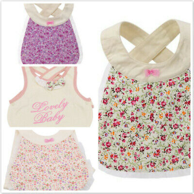 Gift Baby Bibs Feeding Saftey Infant Baby Accessories Toddler Cute Bibs Flower