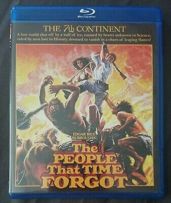 The People That Time Forgot (Blu-ray Disc, 2016)