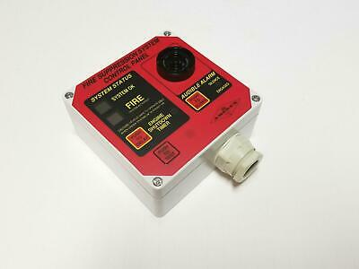 Amerex 10277 Fire Suppression System Control Panel