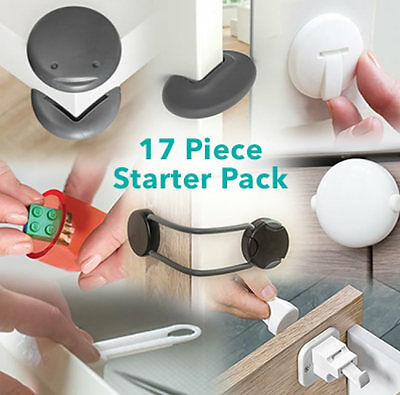 Brand new in box Fred home safety starter pack 17 pcs