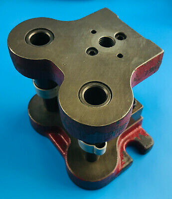 Fly Press Die Holder Tooling Fixing Bolster Punch (24)