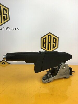 Audi TT MK2 8J 2.0 Fsi leather hand brake lever assembly 07-14 1J0 947 561