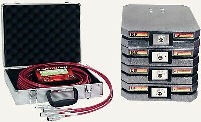 LONGACRE AccuSet Vehicle Scale Kit P/N 72582