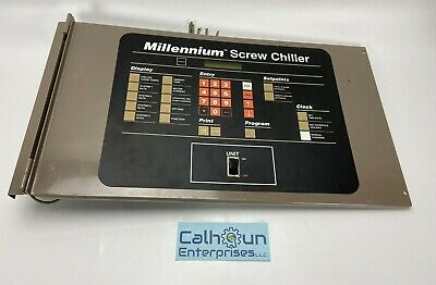 YORK Millennium Screw Chiller Control Display 371-02495-101 *WARRANTY!*