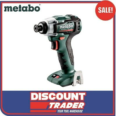 Metabo Powermaxx SSD 12 BL Brushless Cordless Li-Ion Impact Driver Tool Only
